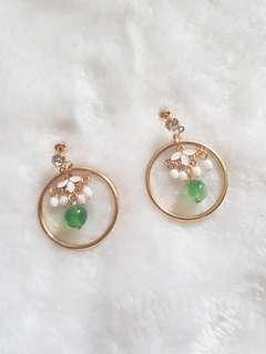 Kr Aurora Florale Earrings
