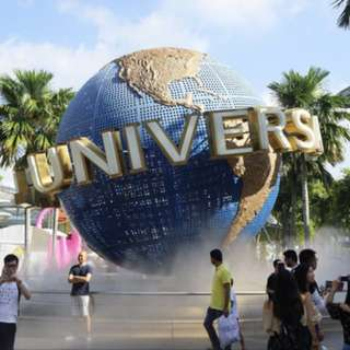 Universal Studio Singapore (USS) Tickets