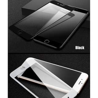 AUJ 9H Tempered Glass Film For iPhone 6 6s 7 8 Plus HD Screen Protection