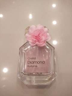 Pefume miniso crystal diamond