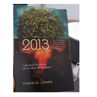 C141 BOOK - 2013, WHAT HAPPENS AFTER 2012