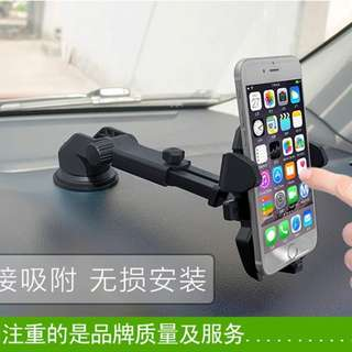 Car phone holder mechanical grip extension Easy Fix