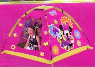 Minnie Mouse Play Tent Kids Tent
