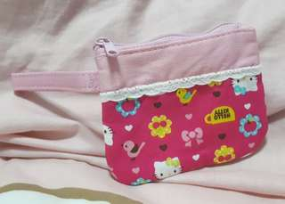 Hello Kitty Card Holder Pouch