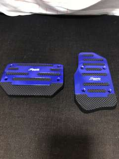 Sport pedal for auto car