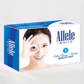 Allele White Ultra Young + White Beauty Bar 90g