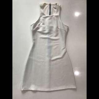 LB Love Bonito white Dress XS