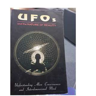 C146 BOOK - UFO AND THE NATURE OF REALITY