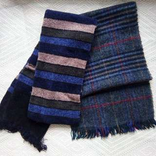 Shoreditch Wool Scarves