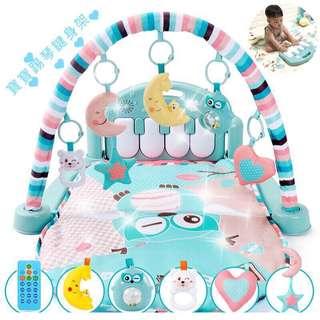 🚚 ⭐️寶寶踢琴健身架/益智玩具/0-1歲新生嬰兒可使用