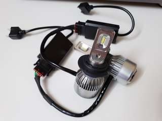H7 LED Headlight Bulb (9000lm)