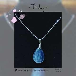 💗 藍晶石 💗 項鍊