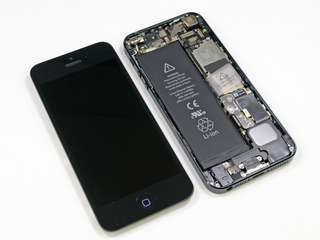 Service/servis/repair/fixing/betulin/benerin.Ganti.Battery/batere/baterai/batre original apple iphone 5G.bisa cod dan pasang