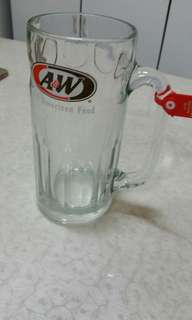A&W mug collectors edition