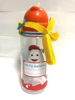 🍶Water Bottle For Kids (With Straw)