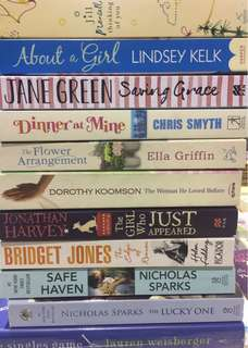 Books for Sales (New)