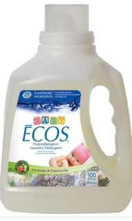 Baby Ecos Laundry Detergent - Lavender and Chamomile