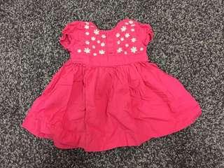 Baby Poney Pink Dress