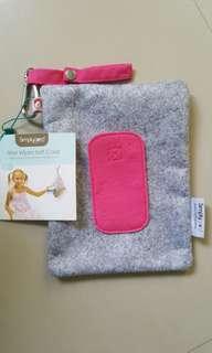 Wet wipes soft case