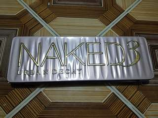 Naked 3 authentic
