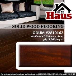 Haus Solid Flooring