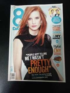 8 days issue 1264