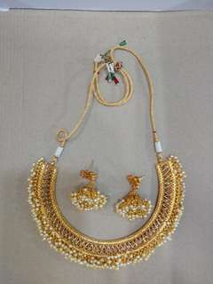 Traditional indian jwellery
