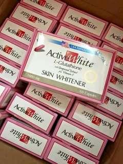 Active White glutathione