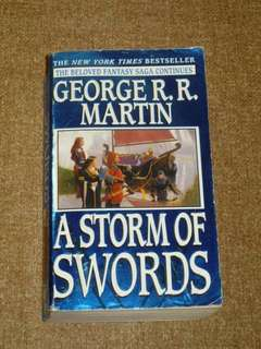 Books: A Storm of Swords
