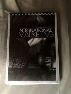 MKTG 1064 Global Marketing RMIT