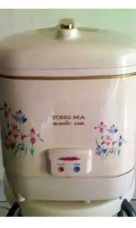 Magic Jar YongMa asli