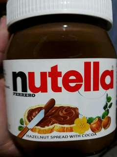Nutella 400 Grams