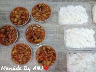 Packed Lunch/Dinner