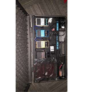 Boss Pedals for sales (Package or Individual)