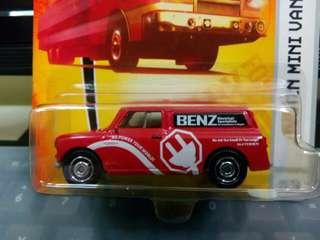 2009 Matchbox Austin Mini Van