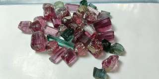 32 grams Pink Tourmaline Heated