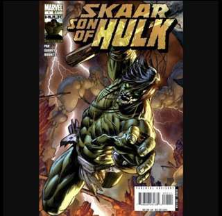 SKAAR Son of HULK #1-10 (2008)