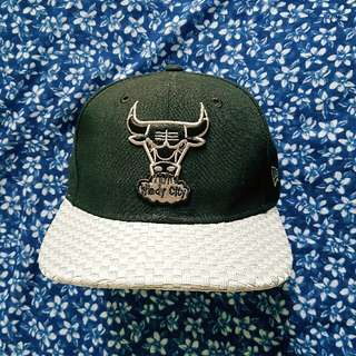 Chicago Bulls New Era Hardwood Classics Cap