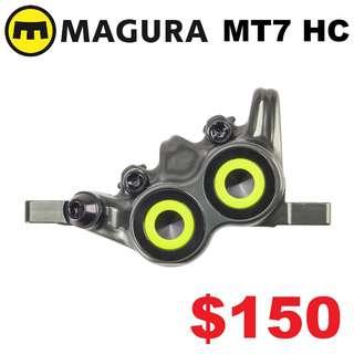 Magura MT7 HC 2018 Disc Brake Caliper Only--------  (Magura MT2 MT4 MT5 MT5e MT6 MT7 MT8 Trail XTR M9020 XT M8020 M8000 M785 SLX M7000 M675 M315 ) DYU