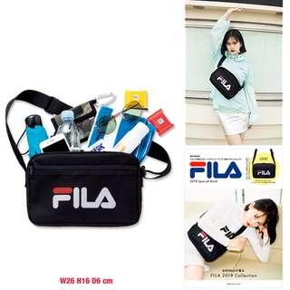 預訂 FILA 抵玩 日本雜誌袋 shoulder bag