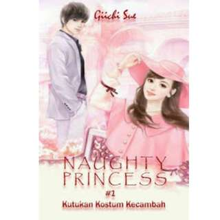 Ebook Naughty Princess - Giichi Sue