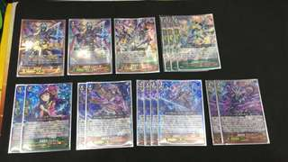Vanguard shiranui deck
