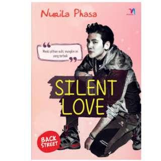 Ebook Silent Love - Nurila Phasa