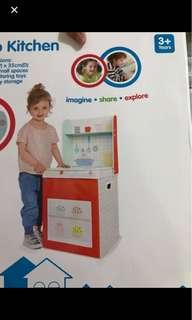 Toys storage kitchen kids