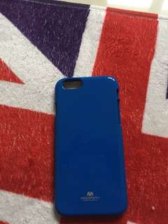 Iphone 6/6s blue case
