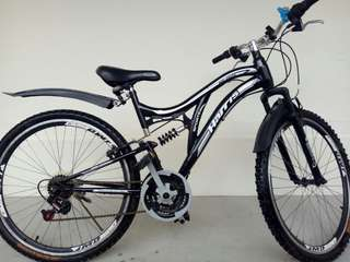 High end harris mountain bike