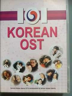 101 Korean OST(6CD)