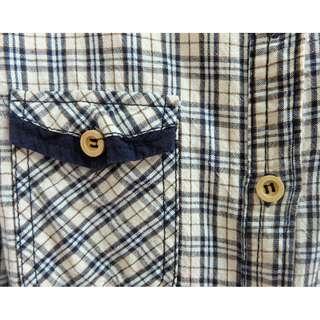Checkered blouse / shirt