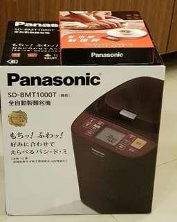 Panasonic國際牌 全自動操作變頻製麵包機(SD-BMT1000T)