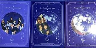 [For Collection] GFRIEND 6TH MINI ALBUM - TIME FOR THE MOON NIGHT